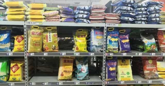 买米买面,粮油站老板教你方法,米面质量好,香味浓,保存时间长