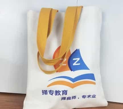 实用又环保的帆布袋是商家首选的宣传袋